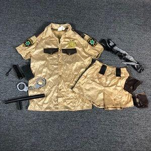 Reno 911 Lt. Dangle men's Halloween costume